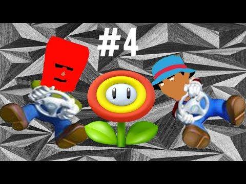 Mario Kart Wii play through #4
