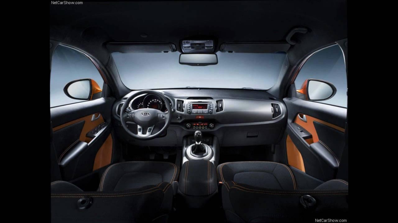 KIA All New Sportage 2010 2011 interior and exterior