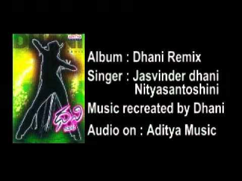o bangaru rangula chiluka  - jasvinder dhani - dhani remix