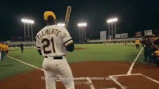 #RETIRE21 – Roberto Clemente's 3,000th Hit Reenactment