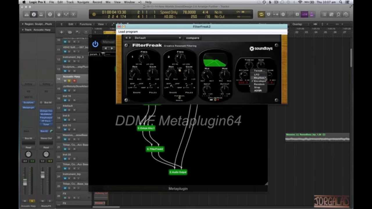 Audio Routing and FX Networks Made Easy - Creating Tracks