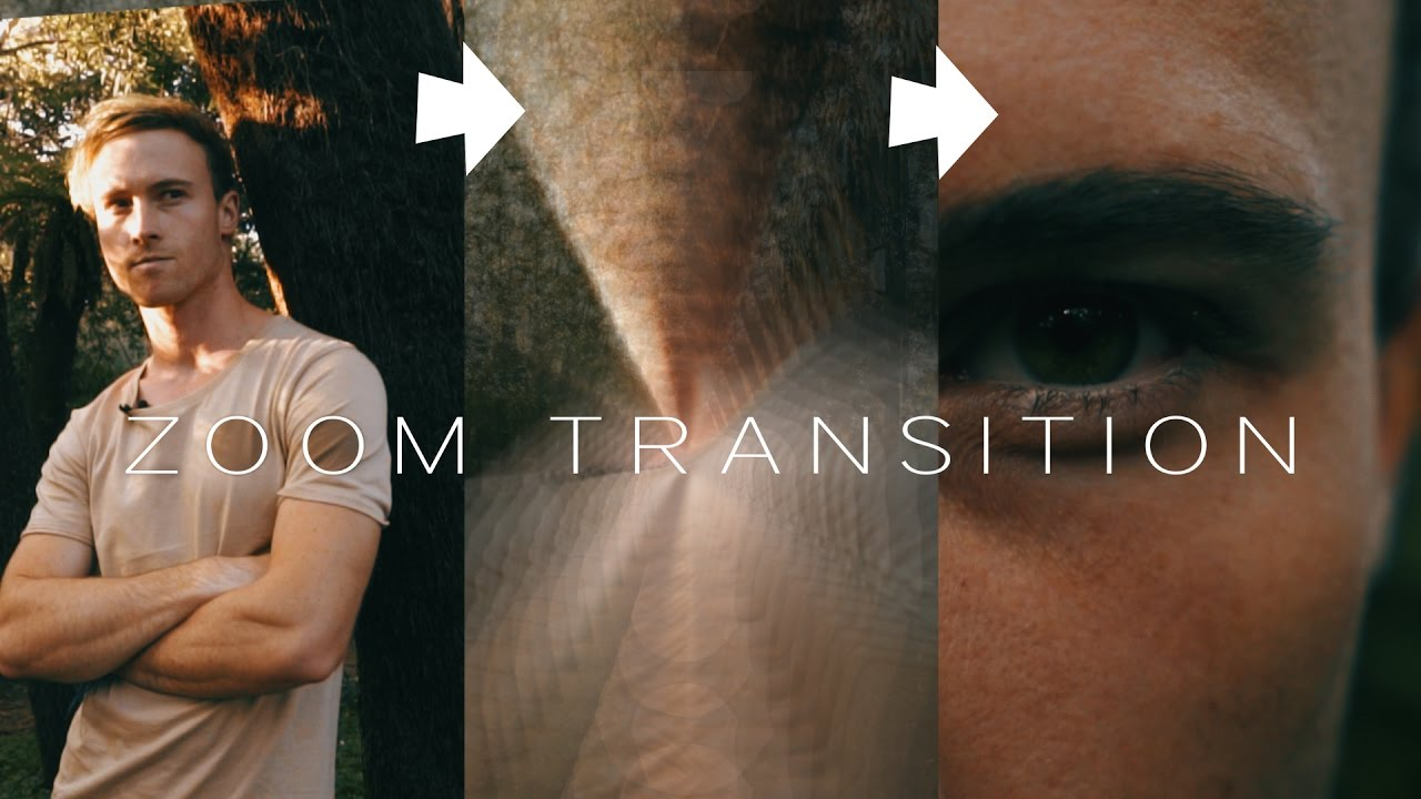 How To Create the Internet's Favorite Transitions