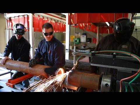Pittsburgh Technical College - Why you should study Welding at PTC?