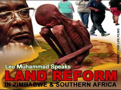 Leo Muhammad: Land Reform in Zimbabwe Pt.1
