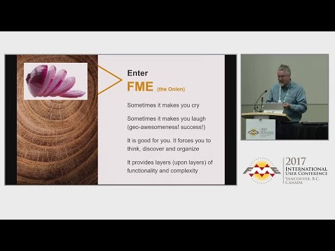 Dynamically Publishing Pipeline Geo-spatial Data to a Cloud-based Web-map Portal - FME UC 2017