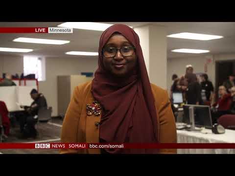 WARARKA TELEFISHINKA BBC SOMALI DOORASHADA MAREYKANKA