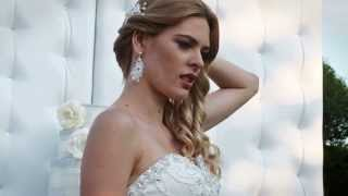 Herm's Bridal - 2016 collection photo shoot