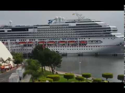 Carnival Splendor 6485 Premium Vista Balcony Stateroom Tour (Aft-wrap)