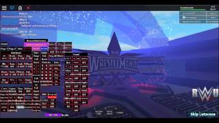 6th Roblox video more RWU mania doing a Quick one on one match with my friend