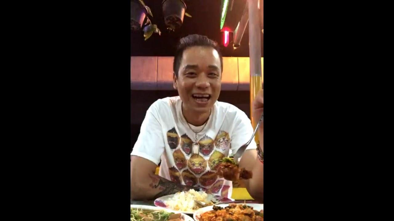 臺灣正氣男神 (楊明勳)泰國兩天吃一餐!!【冬星娛樂】 - YouTube