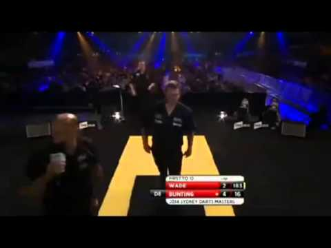 PDC Sydney Darts Masters 2014 - Semi Finals - Stephen Bunting vs. James Wade