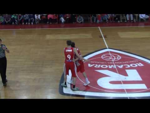 DEPORTE LOCAL Final Liga Nacional juvenil de basquet  18-09-16