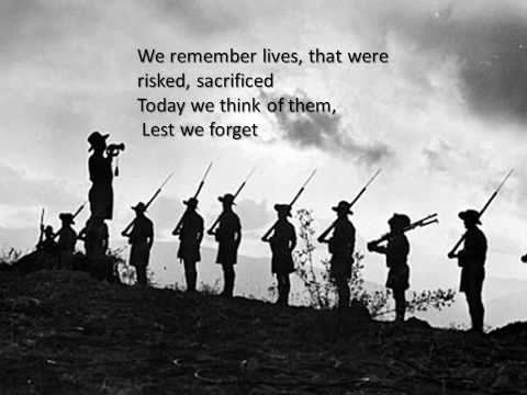 Lest we forget.wmv