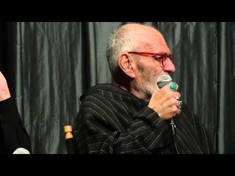 New York, NY, Larry Kramer, Author, Giving Speech at Cinema Presentation DSC 7157