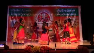 Movie Dance Medley - GATS Sankranthi Sambaralu at St Mary