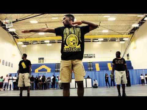 Alpha Phi Alpha - 2014 Albany State Universty Step Tease