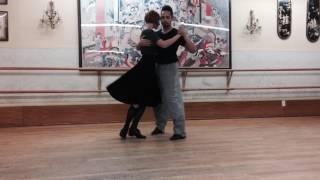 Tango 201: La Media Vuelta