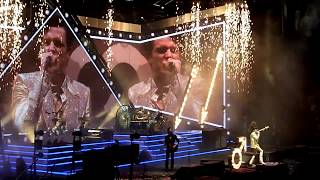The Killers When You Were Young Live Wonderful Wonderful Tour London The o2 Arena 27/11/2017