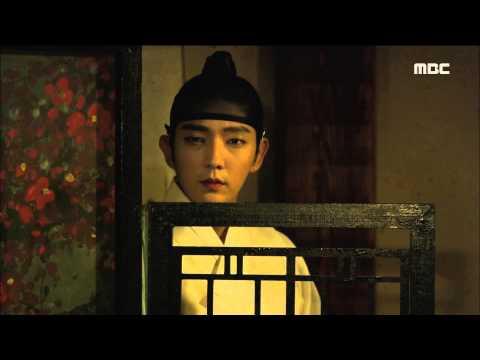 [Scholar Who Walks The Night] 밤을 걷는 선비 2회 - Lee Yu-bi is found by Lee Joon-ki 20150709