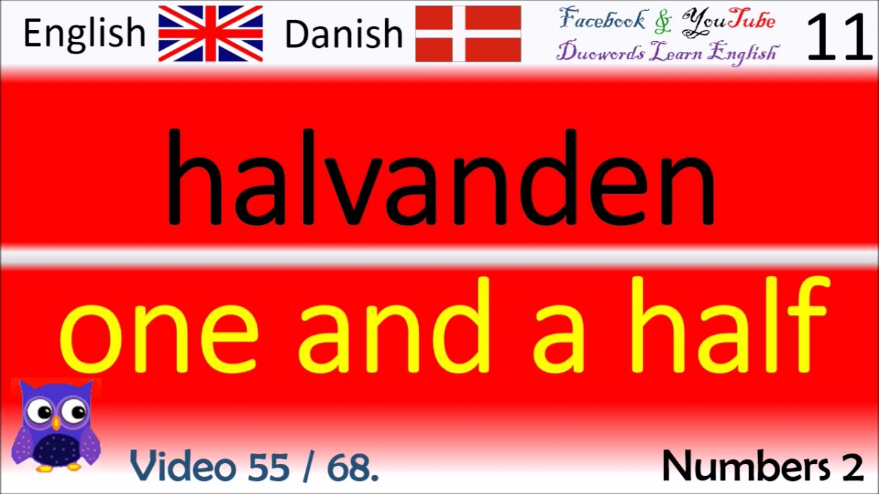 danske ord i engelsk