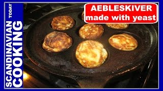 This Video Is Unavailable.     Æbleskiver Med Gær ♥ How To Make Danish Aebleskiver With Yeast Batter ❅