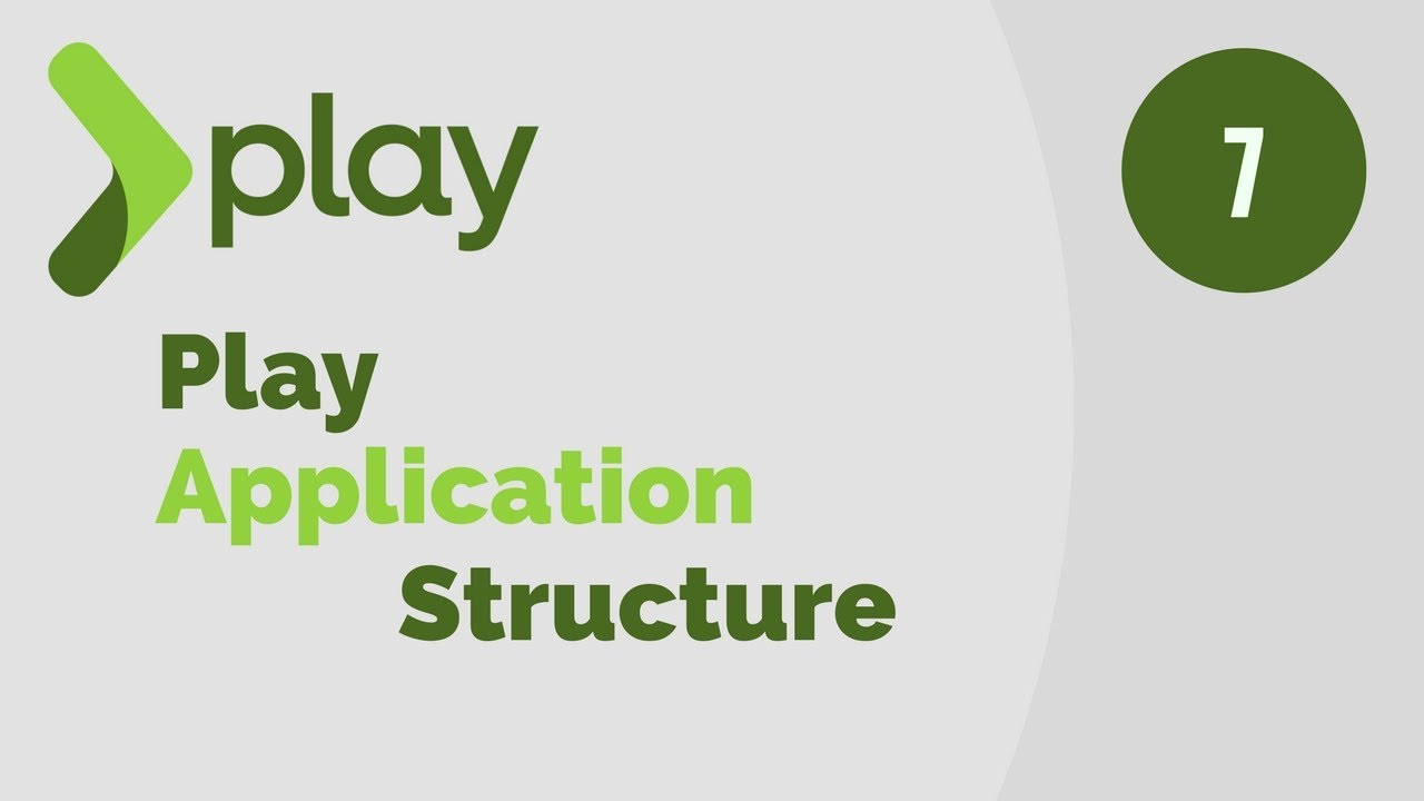 Play Framework Tutorial # 7 | Play Application Structure