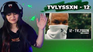 Tvlyssxn - 12 (Prod. DJ Borest) [REACT Mah Moojen]
