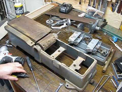Craftsman Wood Jointer