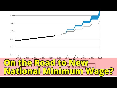 On the Road to New National Minimum Wage?