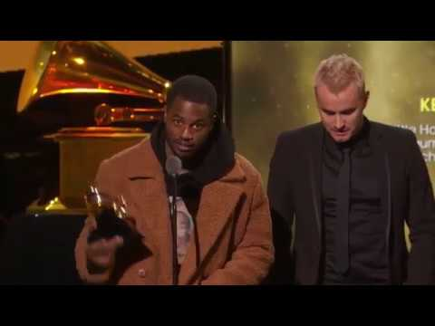 'HUMBLE.' by Kendrick Lamar won Best Music Video | 60th Annual Grammy Awards, 2018