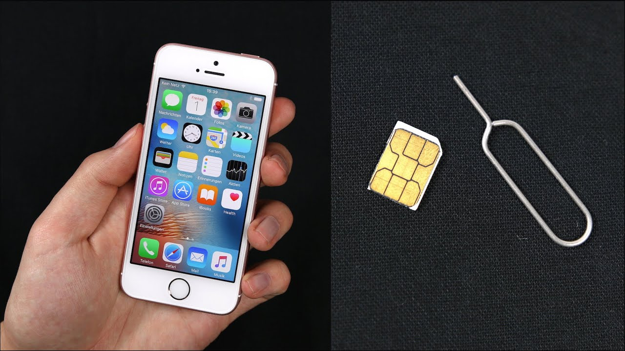 Iphone  Without Sim