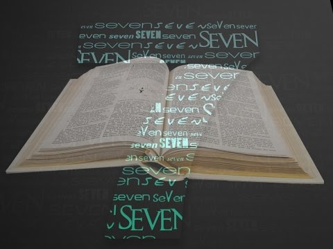 The Importance of the Number Seven in the Bible - Numerology