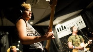 The Thermals - Where I Stand (Live on KEXP)