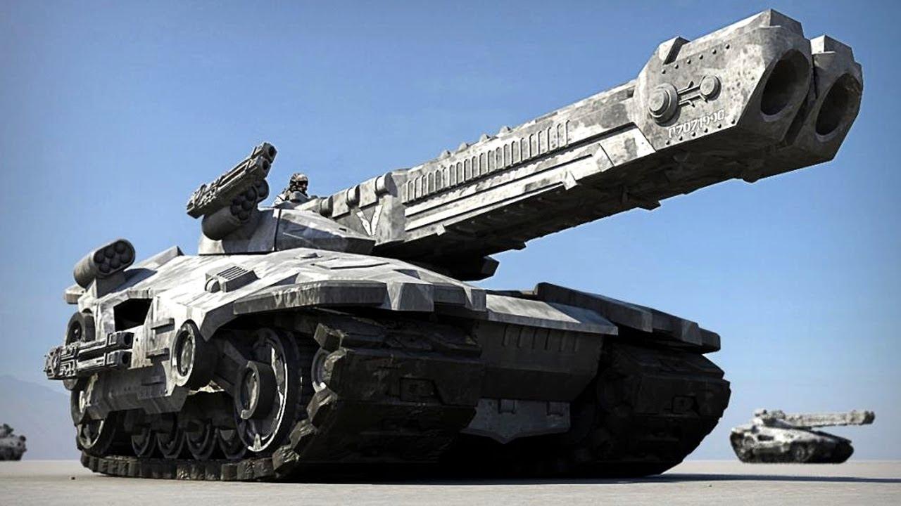 Tops 10 tanques de guerra futuristas en accion tanques for Tanques para cachamas