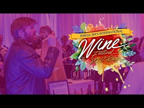 Jungle Jim's International Wine Festival 2017