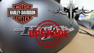 Harley Davidson Gets A Rockford Fosgate Upgrade