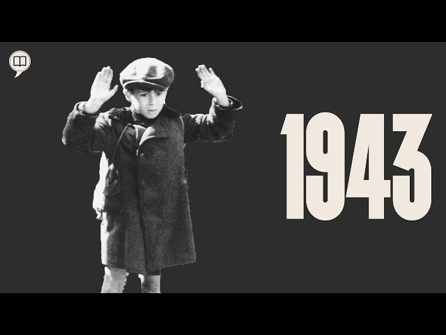 1943 - Seconde guerre mondiale tome 5   L'Histoire nous le dira