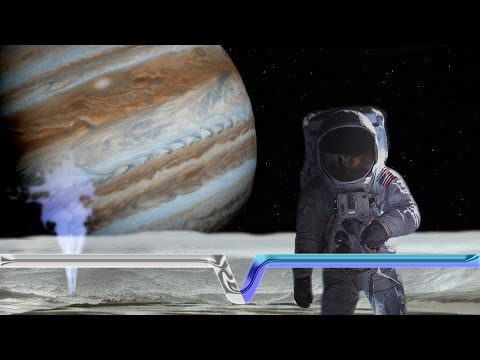 What Would It Be Like To Stand On Jupiter's Moon Europa?