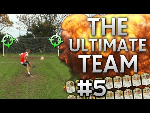 FIFA 16 - SCORING THE PERFECT PENALTY | The Ultimate Team #5