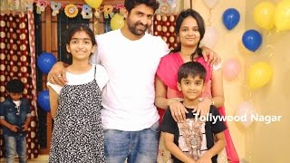 Sekhar Master Family Photos | Dance Master Sekhar Family Photos