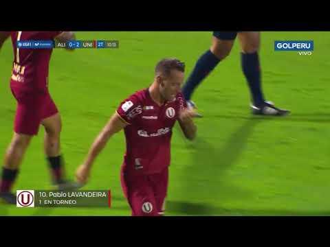 ️ Video @Universitario vuelve a marcar en Matute Pablo Lavandeira define el 0 2 área de @C