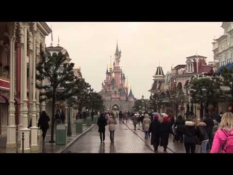 The HSFC Communication and Culture and Film and Sociology Disneyland Paris Trip 2014.