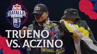 TRUENO vs ACZINO - Cuartos | Red Bull Internacional 2019