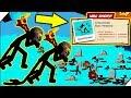 Гиганский БОСС НЕЖИТЬ Stick War Legacy Zombie Mode 3 mp3