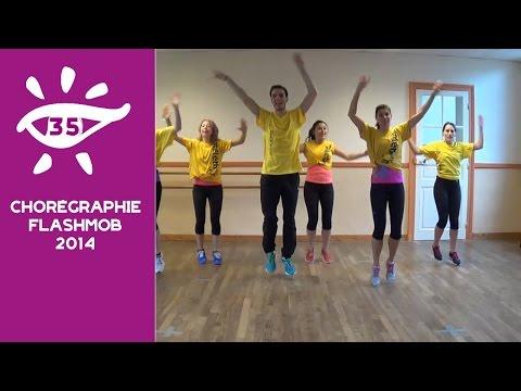 Magic in the air  (Chorégraphie Flashmob Téléthon...