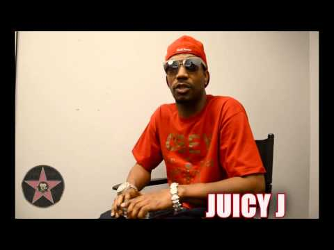 Exclusive Interview with JUICY J