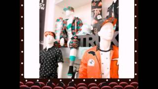 Trukfit:shoes and clothes