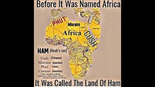 HEBREWS, HAM, & Muhammad. Clarifying Nations, Bloodline & The SLAVE Trade DIASPORA.