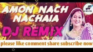 Amon Nace Nasaia Dance Hot Mix Dj MR LitoN