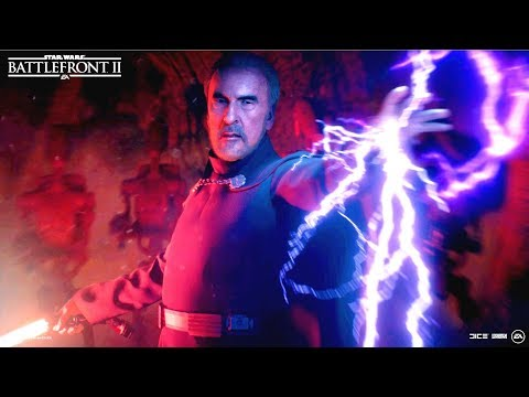 Star Wars Battlefront 2 Funny & Random Moments [FUNTAGE] #88 - Count Dooku is Here! thumbnail